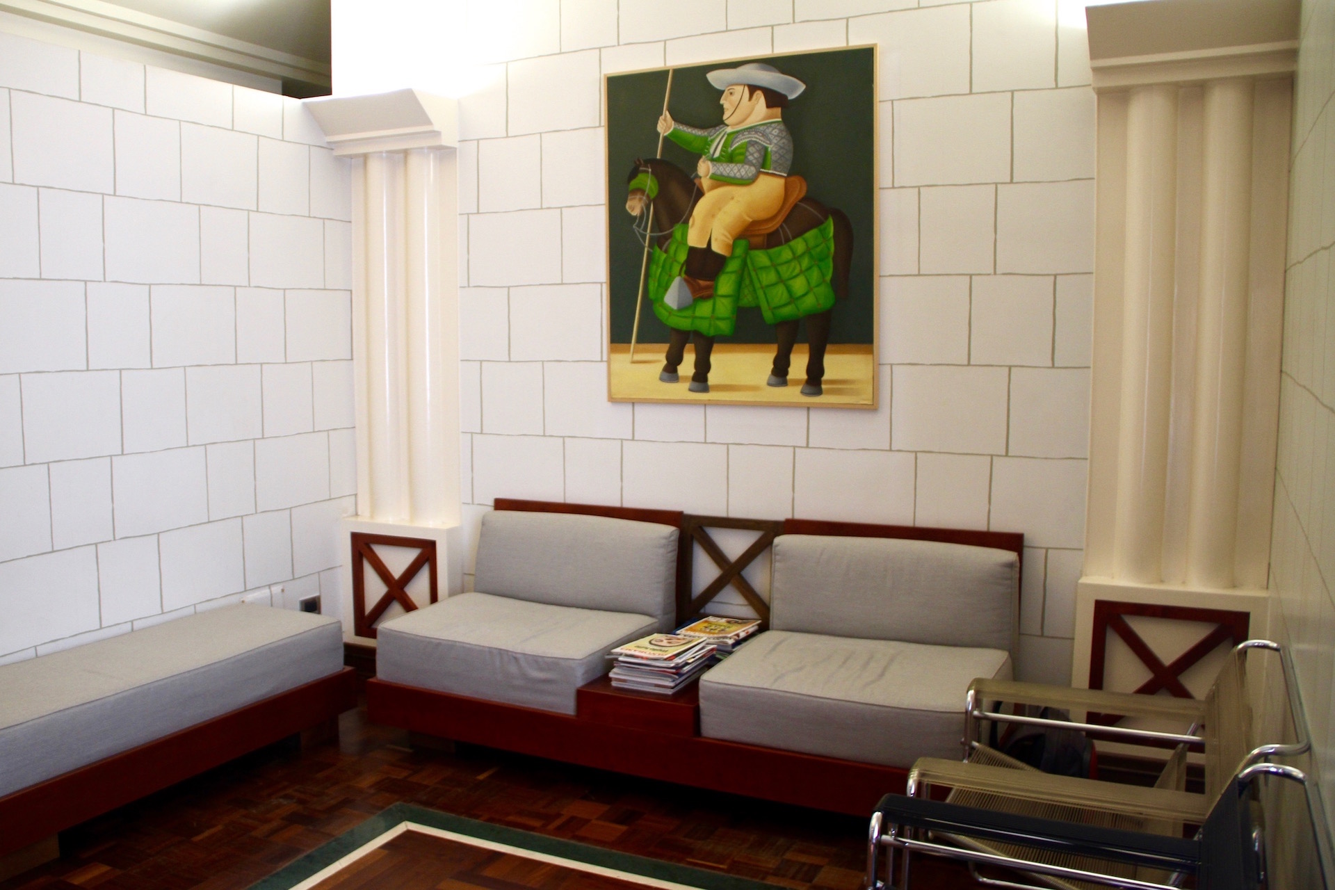avvocato matrimonialista palermo - sala d'attesa studio legale